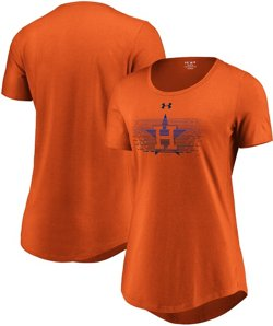 Under Armour Women's Houston Astros Caught Looking T-shirt