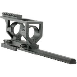 PS28 Boresight Attachment Mount System Adapter
