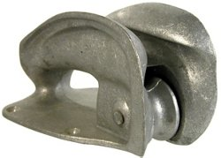 Danielson Bow Chock Anchor Pulley with Roller