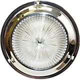 SeaSense Unified Marine Dome 5-1/2 in Stainless Steel Light