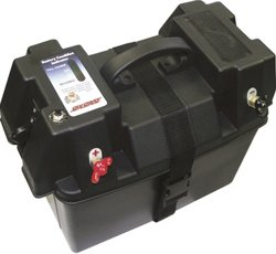 SeaSense Unified Marine Deluxe Power Station Battery Box
