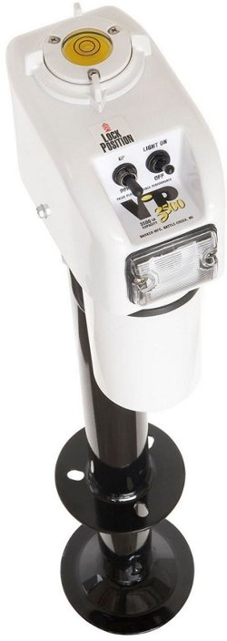 Barker VIP 3500 RV Power Jack
