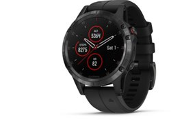 Garmin Adults' fenix 5 Plus Smart Watch
