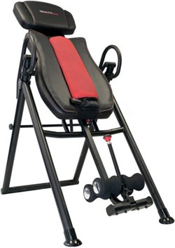 Deluxe Big and Tall Heat and Massage Inversion Table