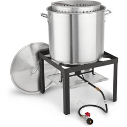 60 qt Low Country Kit with Strainer