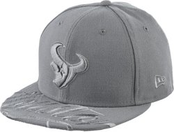New Era Men's Houston Texans Visor Script 59FIFTY Cap