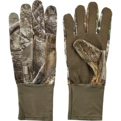 Men's Camo Mesh Hunting Gloves