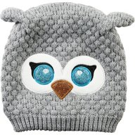 Magellan Outdoors Girls' Owl Critter Beanie