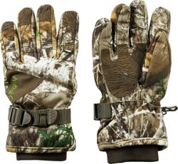Youth Ozark Heavyweight Camo Hunting Gloves