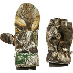 Youth Ozark Pop Top Camo Gloves