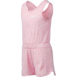 Girls' 4-7 Sleeveless Romper