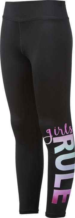 Layer 8 Girls' Graphic Leggings
