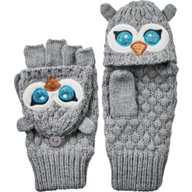 Magellan Outdoors Girls' Owl Critter Glommets