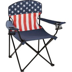 Academy Sports + Outdoors Oversized USA Flag Chair