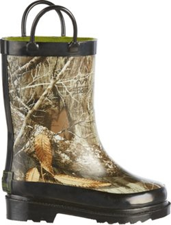Magellan Outdoors Toddler Boys' Realtree Edge Rubber Boots