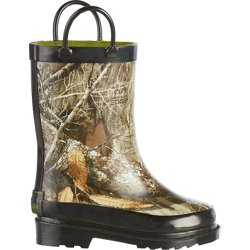 Toddlers' Realtree Edge Rubber Boots
