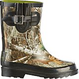 Magellan Outdoors Boys' Camo Rubber Boots