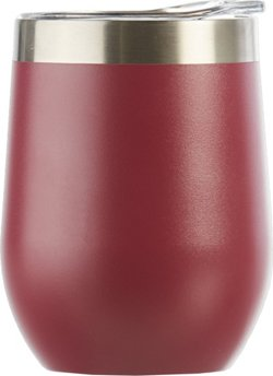 Magellan Outdoors Throwback 10 oz Powder Coated Wine Tumbler
