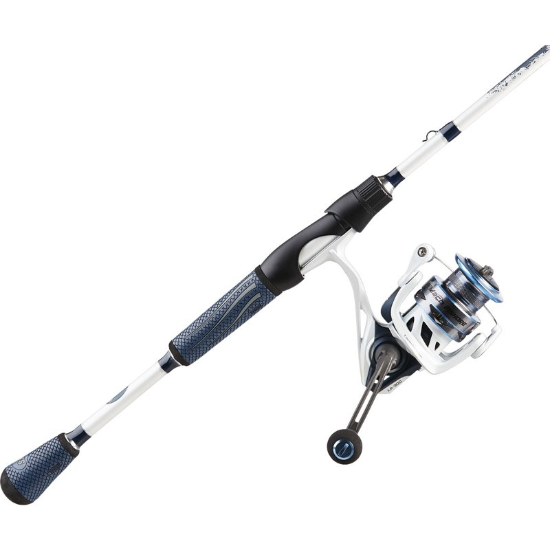 Lew's Mach Inshore Speed 7 ft M Spin Rod and Reel Combo – Fishing Combos, Spinning Combos at Academy Sports