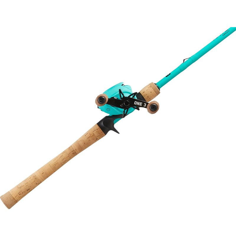 13 Fishing Fate Green/Origin TX Baitcast Saltwater Rod and Reel Combo - Baitcast Combos at Academy Sports thumbnail