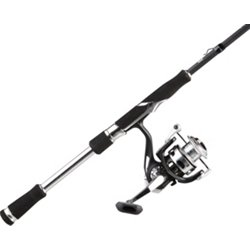 Creed Fate Chrome X 7 ft 1 in M Freshwater Spinning Rod and Reel Combo