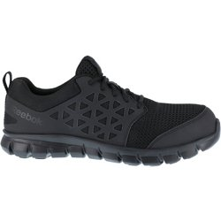 Women's Sublite Cushion Composite Toe Lace Up Work Shoes