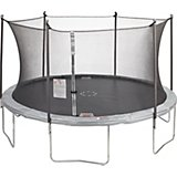 JumpZone 12 ft Round Trampoline with Enclosure