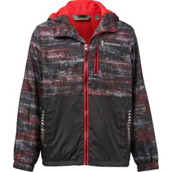 Boys' Fleece Lined Windshear Jacket