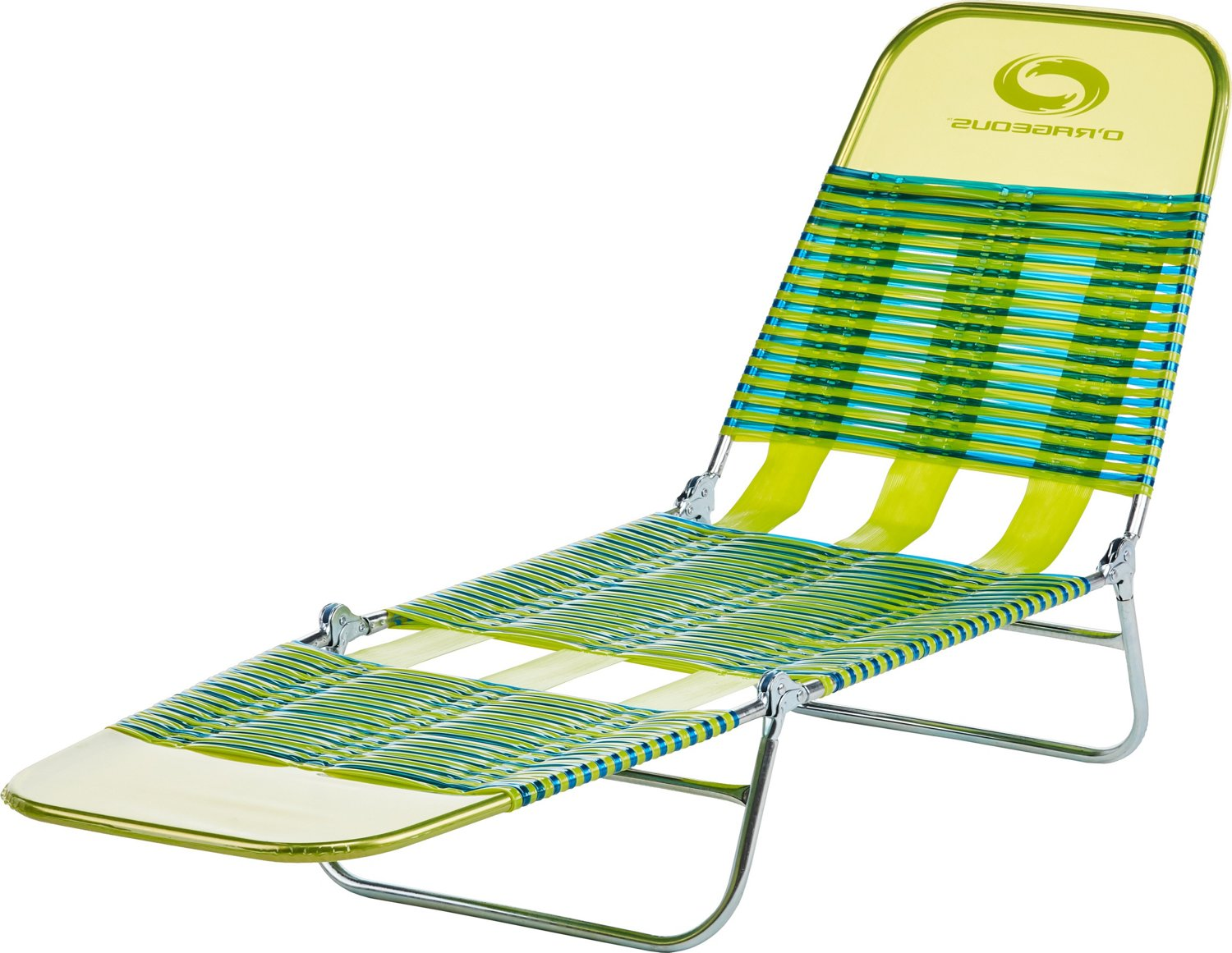 Incredible Orageous Vinyl Strap Lounger Gmtry Best Dining Table And Chair Ideas Images Gmtryco