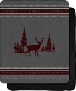 Kimlor Mills 50 in x 60 in Deer Scene Throw