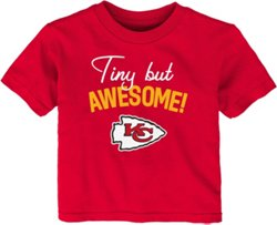 NFL Infants' Kansas City Chiefs Awesome Script T-shirt