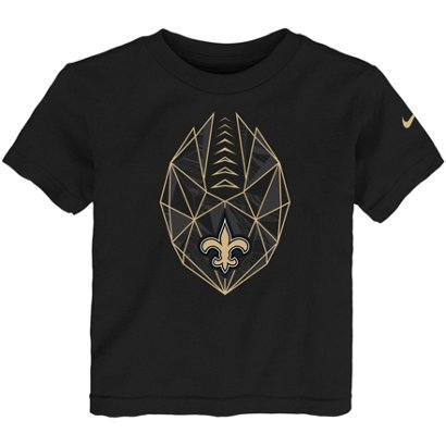 57b0d3a0a Nike Toddler Boys  New Orleans Saints Football Icon T-shirt