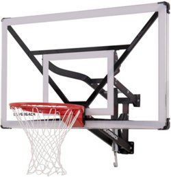 Silverback NXT 54 in Steel Wall-Mounted Basketball System