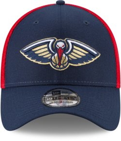 New Era Men's New Orleans Pelicans 39THIRTY 2T Sided Cap