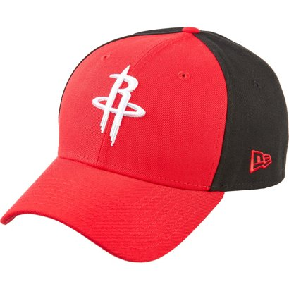 wholesale dealer 96c21 d12b8 ... free shipping new era mens houston rockets blocked team 9forty  adjustable cap 6ee1b 4f124