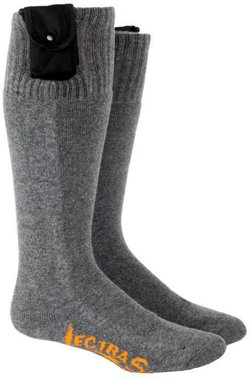 Nordic Gear Lectra Sox Pro Series Battery Heated Knee High Socks