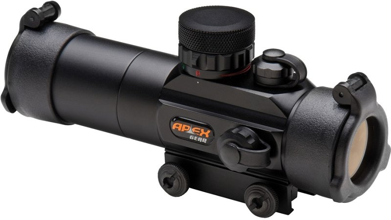 Truglo Apex Gear 30mm 3/SS Crossbow Red-Dot Sight Black - Archery, Arrows Tips And Accessories at Academy Sports thumbnail