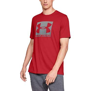 Under Armour Men's Sportstyle Boxed T-shirt