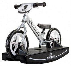 Strider 12 Pro Baby Balance Bike Bundle