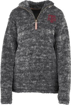 Three Squared Women's Texas A&M University Poodle Jacket