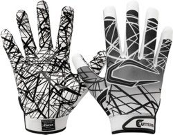 Cutters Adults' Game Day Receiver Gloves