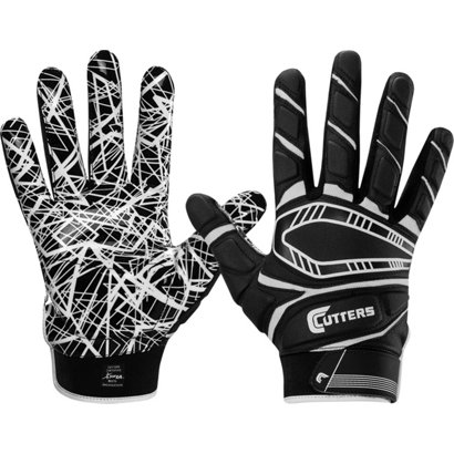 Cutters Kids  Game Day Lineman and All-Purpose Padded Gloves  c5f4603b9