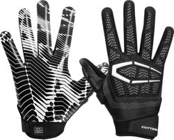 Cutters Kids' Gamer 3.0 Padded Receiver Gloves