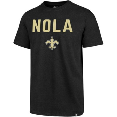 4755ce1bc ... NOLA Club T-shirt. New Orleans Saints Clothing. Hover/Click to enlarge