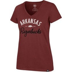 University of Arkansas Women's Ultra Rival V-neck T-shirt