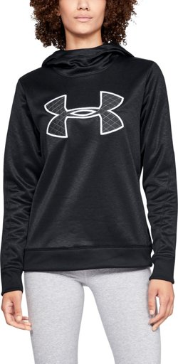Women's Armour Fleece Big Logo Pullover Hoodie