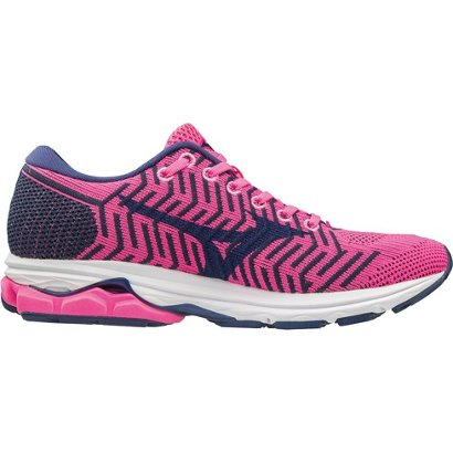 d26ca663de4d Mizuno Women's Wave Rider 22 Knit Running Shoes | Academy