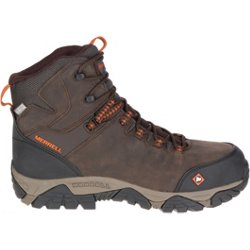 Men's Phaserbound Mid EH Composite Toe Lace Up Work Boots