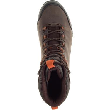 276fe657d8 Merrell Men's Phaserbound Mid EH Composite Toe Lace Up Work Boots