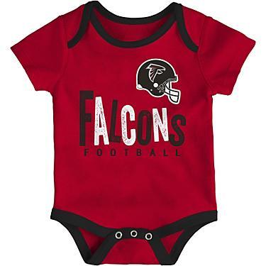 4e8ecdae NFL Infants' Atlanta Falcons Little Tailgater Onesie Set